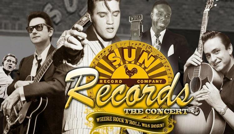 Sun Records Concert - Where Rock 'n' Roll was born!