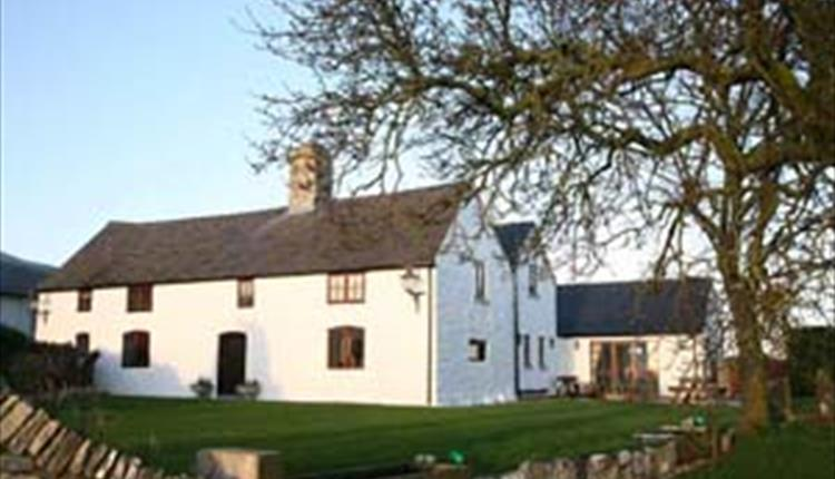 Tal-y-Bryn Farmhouse