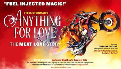 Anything for Love: The Meatloaf Story